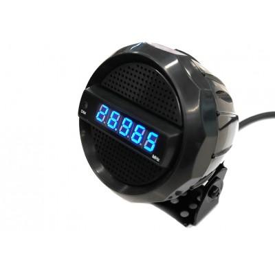 Haut-parleur externe et compteur de fréquence SRA-166FB