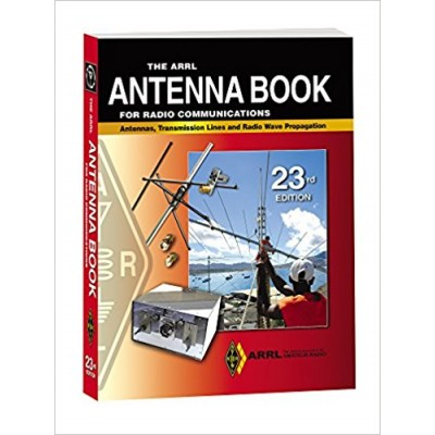 Antenna Book (23rd Softcover Edition)
