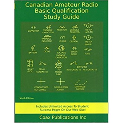 Guide d'étude de la qualification de base  la radio amateur canadienne